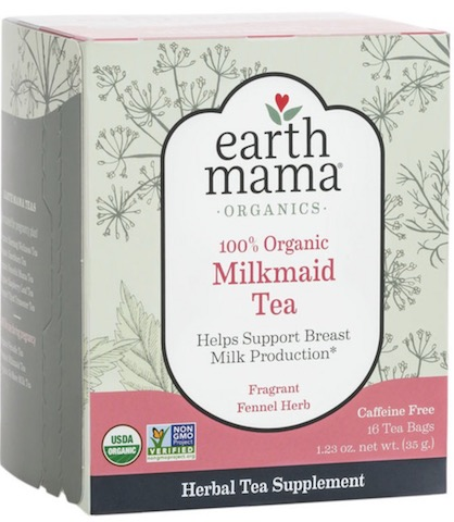 Image of Tea Milkmaid Organic