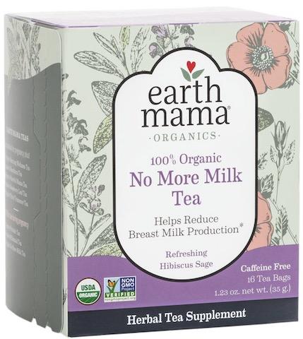 Image of Tea No More Milk Organic