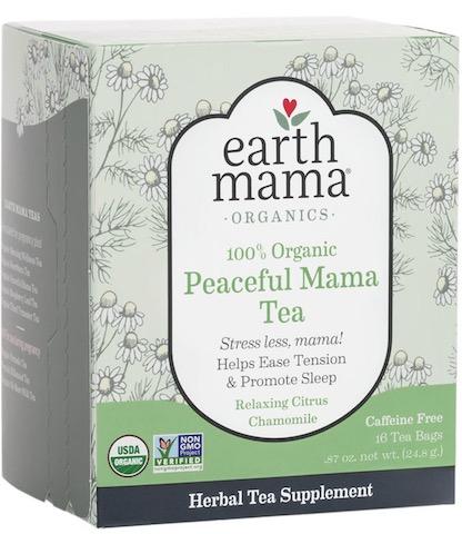Image of Tea Peaceful Mama Organic