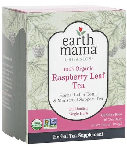 Image of Tea Raspberry Leaf Organic