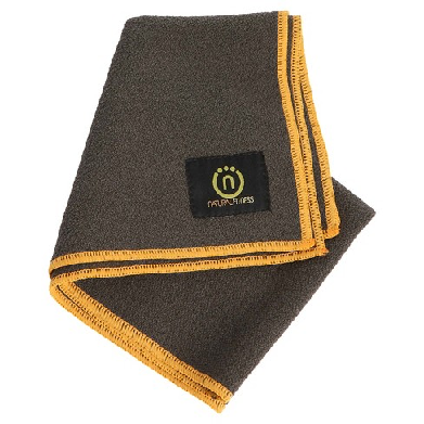 Image of Yoga Hand Towel- Carbon Sun