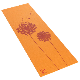Image of Smart Yoga Mat- Red