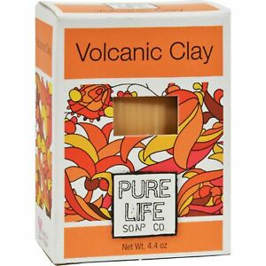 Image of Volcanic Clay Bar Soap