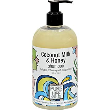 Image of Coconut Milk & Honey Shampoo