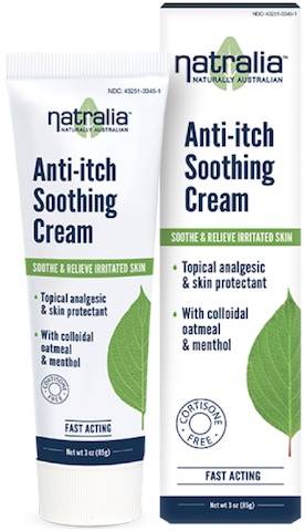Image of Anti-Itch Soothing Cream
