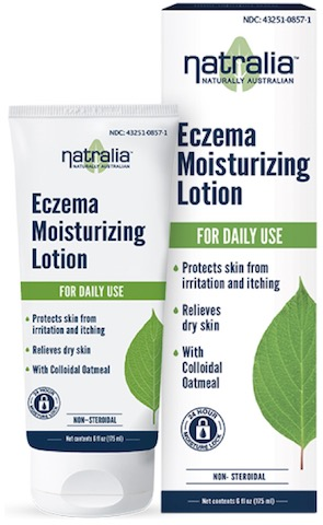 Image of Eczema Moisturizing Lotion
