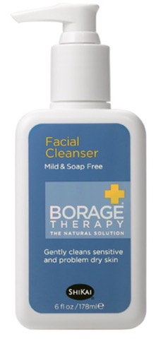 Image of Borage Therapy Facial Cleanser