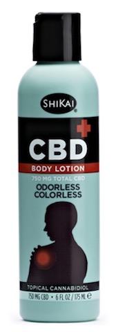 Image of CBD Body Lotion