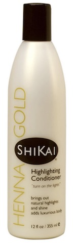 Image of Henna Gold Highlighting Conditioner
