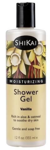 Image of Moisturizing Shower Gel Vanilla