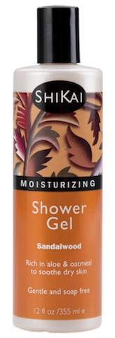 Image of Moisturizing Shower Gel Sandalwood