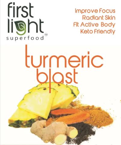 Image of Turmeric Blast