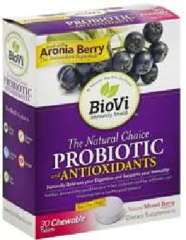 Image of Probiotic Antioxidant Blend (Chewables)