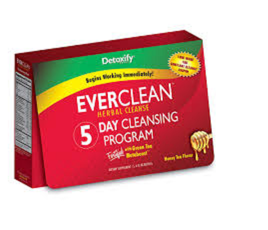 Image of Cleanse Everclean- 5 Day Cleanse