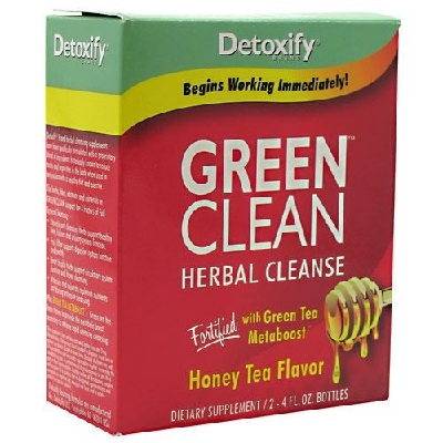 Image of Green Clean- Herbal Cleanse