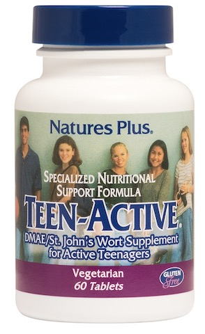 Image of Teen-Active for Active Teenagers