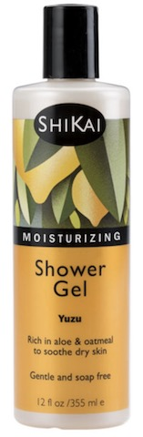 Image of Moisturizing Shower Gel Yuzu (Japanese Citrus)