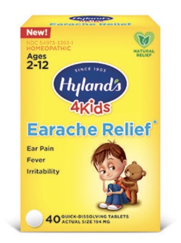 Image of 4 Kids Earache Relief Tablet