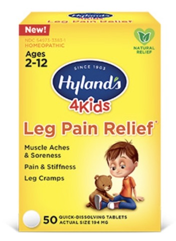 Image of 4 Kids Leg Pain Relief Tablet