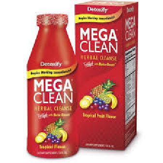 Image of Mega Clean Tropical Fruit Herbal Cleanse