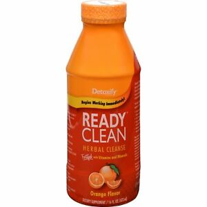 Image of Ready Clean Orange Herbal Cleanse