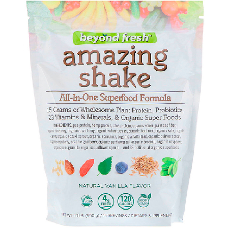Image of Amazing Shake- Vanilla
