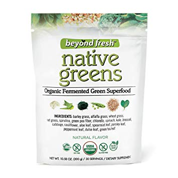 Image of Native Greens