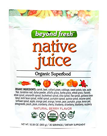 Image of Native Juice- Berry