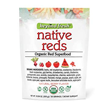 Image of Native Reds- Berry