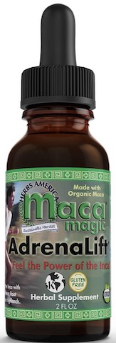 Image of Maca Magic AdrenaLift Liquid
