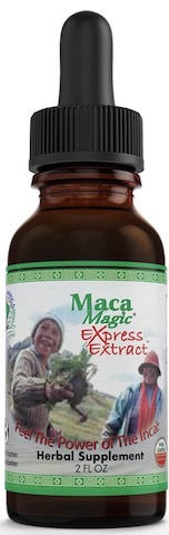 Image of Maca Magic Express Energy Liquid