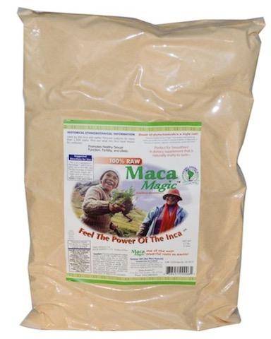 Image of Maca Magic Powder Organic Bag