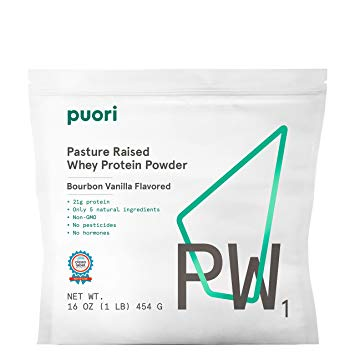 Image of PW1 Whey Bourbon Vanilla