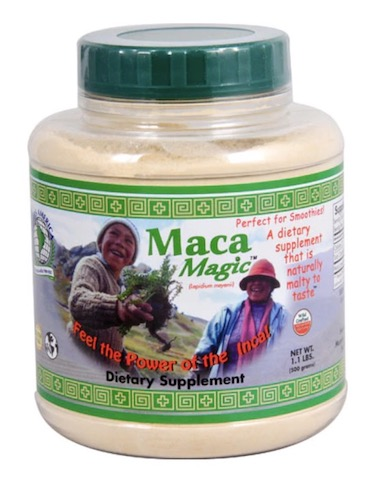 Image of Maca Magic Powder Organic Jar