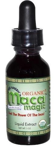 Image of Maca Magic Liquid Organic