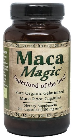 Image of Maca Magic Capsule Organic