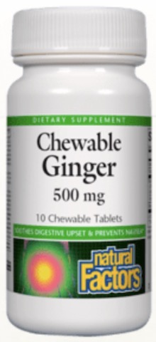 Image of Ginger 500 mg Chewable