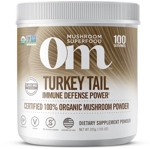 Image of Turkey Tail Mushroom Powder Organic