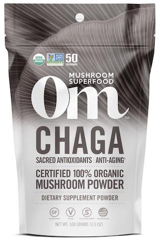 Image of Chaga Mushroom Powder Organic