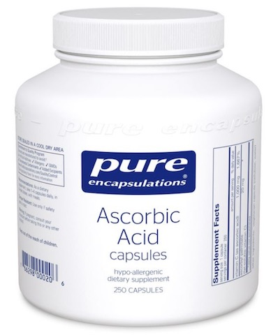 Image of Ascorbic Acid Capsules 1000 mg