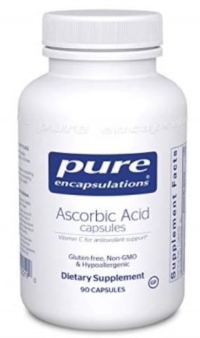 Image of Ascorbic Acid Capsules 1000 mg