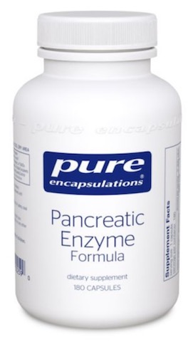 Image of Pancreatic Enzyme Formula