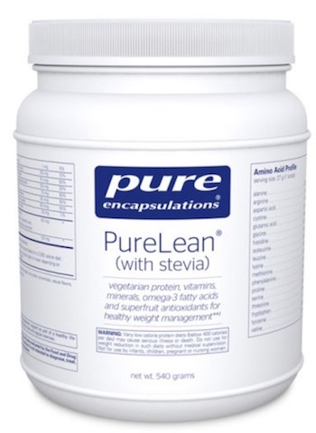 Image of PureLean (with stevia) Protein Powder Vanilla Bean