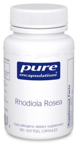 Image of Rhodiola Rosea 100 mg