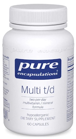 Image of Multi t/d (Two per Day Multivitamin/Mineral)