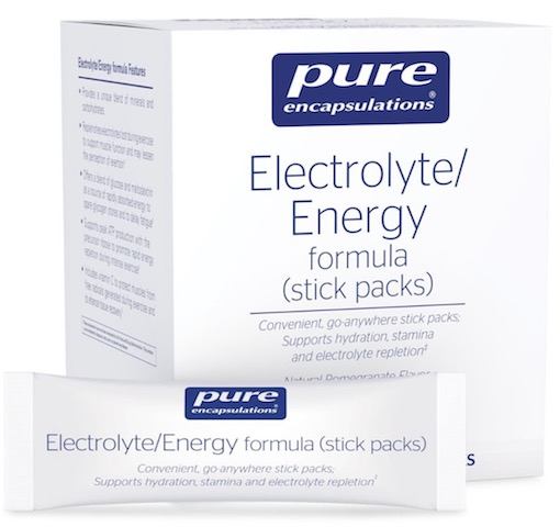 Image of Electrolyte/Energy formula (stick packs)