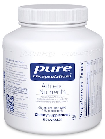 Image of Athletic Nutrients