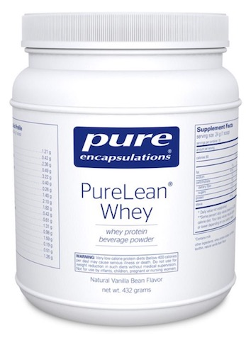 Image of PureLean Whey Protein Powder Vanilla Bean