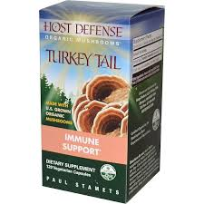 Image of Fungi Perfecti Turkey Tail (2 bottle maximum per order)