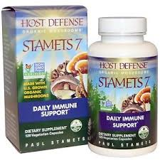 Image of Fungi Perfecti, Stamets 7 Daily Immune Support (2 bottle maximum per order)